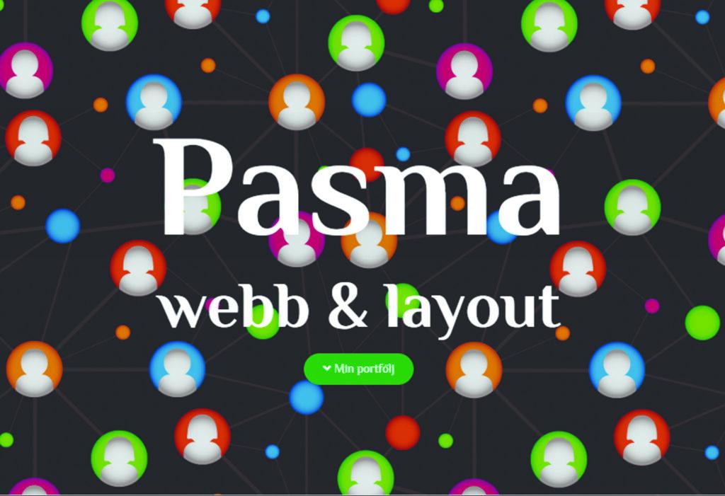 Pasma webb&layout