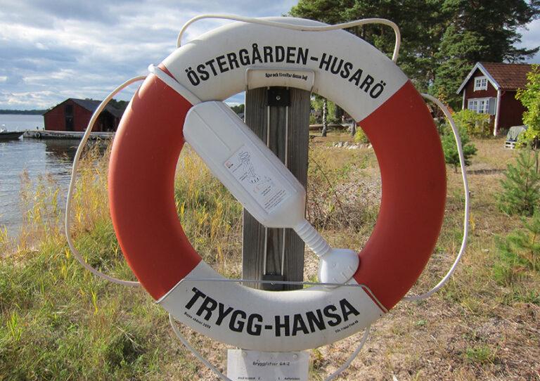 Husarö Östergårds samfällighetsförening!